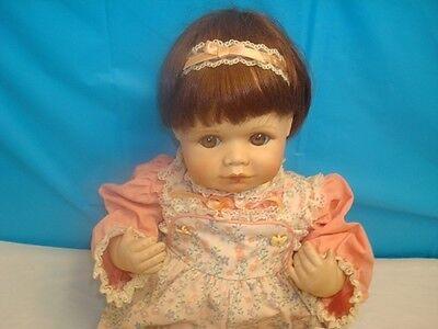 VINTAGE 1990 COLLECTORS Baby Doll Sara Hamilton Heritage ...