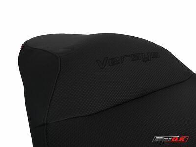 Kawasaki Versys 650 KLE650 2007-2018 MotoK sella Cover Anti Slip Waterproof Moto 3