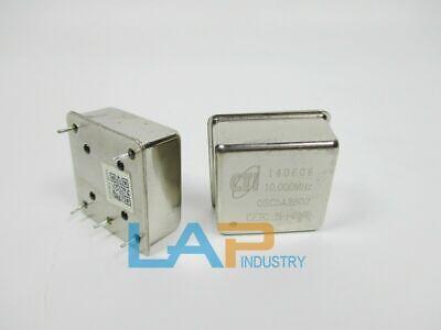 1PC CTI OSC5A2B02 10MHz 5V 26*26*13 Square Wave OCXO Crystal Oscillator