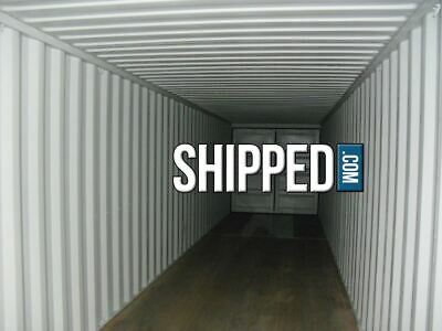 Pensacola Storage! 40' High Cube Shipping Container In Florida! 5