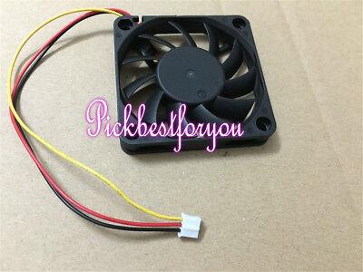 EVERCOOL EC6010L12ER DC12V 0.14A 60*60*10MM 3wire cooling fan #MT61 QL 2