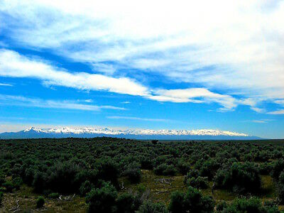 Rare! 2.07 Acre Elko Nevada Lot W Power & Ez Access~Surveyed!  Cash~No Reserve! 10