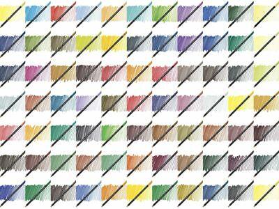Caran d'Ache Museum Aquarelle Artists Quality Water Colour Pencil Full Range 4