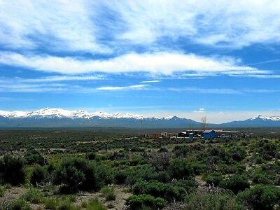 Rare! 1.05 Acre Elko Nevada Lot W Power & Ez Access~Surveyed!  Cash~No Reserve! 6
