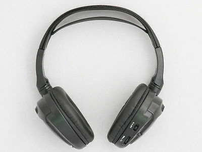 2 Wireless DVD Headsets for Honda Odyssey : New Headphones w/ Comfort Band 3
