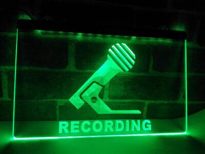 ON AIR Neon LED Display Light Sign Radio DJ *QUALITY* Recording Live Studio Bar