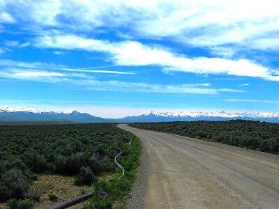 Rare! 1.59 Acre Elko Nevada Lot W Power & Ez Access~Surveyed!  Cash~No Reserve! 10
