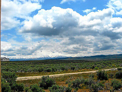 Elko Nevada 2.27 Acre Lot  W Power~Lake! Only $295 Down & Financed @ 0% Interest 2