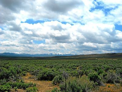 """Rare 2.27 Acre Elko Nevada Lot """"Lucky Nugget Ranches"""" W Power & 2Wd Access! Nr 7"""