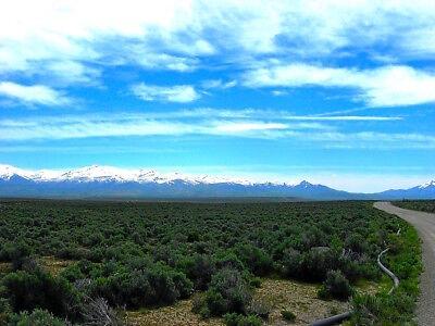 Rare! 1.59 Acre Elko Nevada Lot W Power & Ez Access~Surveyed!  Cash~No Reserve! 11