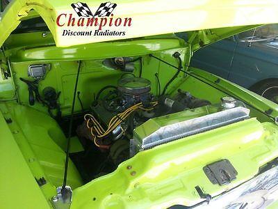 1953 1954 1955 1956 Ford F-100 Pickup Truck 2 Row Champion DR Aluminum Radiator