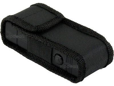 VIPERTEK BLACK VTS-881 55 BV Micro Rechargeable LED Police Stun Gun Taser Case 5