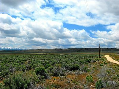 """Rare 2.27 Acre Elko Nevada Lot """"Lucky Nugget Ranches"""" W Power & 2Wd Access! Nr 5"""