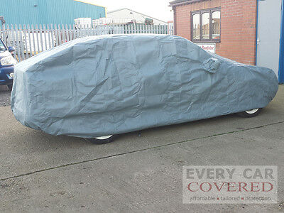 Ford Escort Mk4 XR3i Saloon Tailored Indoor Car Cover 1986 to 1990