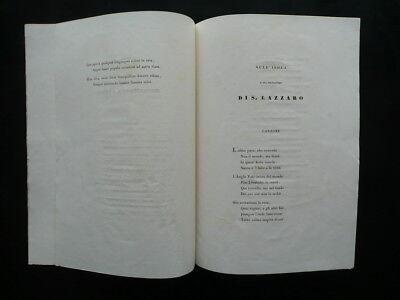 Versi Sua Maestà Lodovico Carlo Baviera Visita Monastero Armeno S.Lazzaro 1842