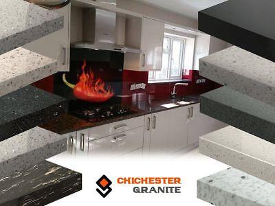Dark Grey Quartz Worktop Granite Worktop Quartz Kitchen Worktops