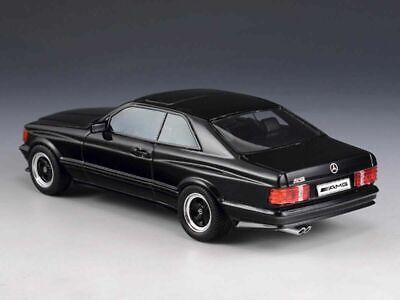rot Mercedes AMG C126 6.0 Wide Body GLM 1:43 GLM206001