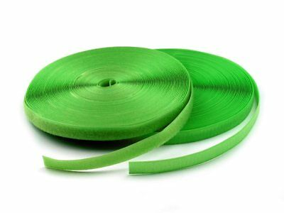 1 m Klettverschluss Klettband 20 mm Hakenband Flauschband zum Nähen Aufnähen 3