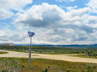 Elko Nevada 2.27 Acre Lot  W Power~Lake! Only $295 Down & Financed @ 0% Interest 7