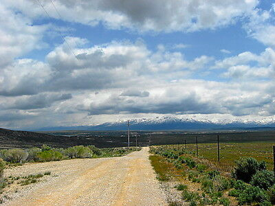 Elko Nevada 2.27 Acre Lot  W Power~Lake! Only $295 Down & Financed @ 0% Interest 12