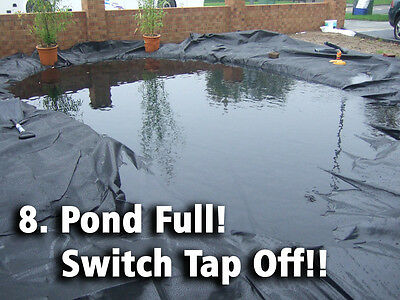 Pond Liners - Bestselling UK Pond Liner - Choose from 30 Bestselling Sizes 9