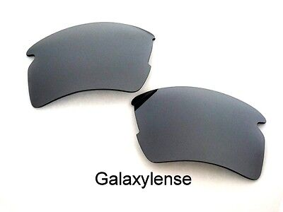 706618e71feff 2 of 7 Galaxy Replacement Lenses For Oakley Flak 2.0 XL Sunglasses Titanium  Polarized