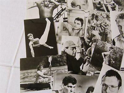ASK Porträtpostkarten NVA Autogrammkarten 18 St. Orig. DDR Archivexemplar