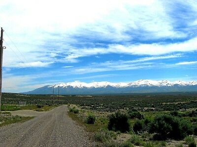 Rare! 2.07 Acre Elko Nevada Lot W Power & Ez Access~Surveyed!  Cash~No Reserve! 2
