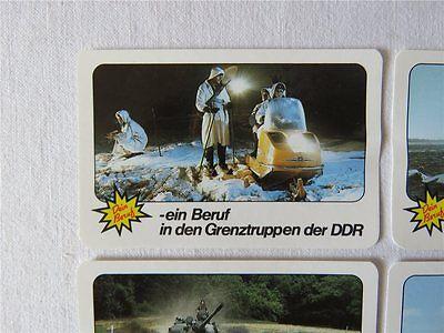 ORIG. NVA Kartenkalender 1989 Kalender Taschenkalender DDR Archivexemplar
