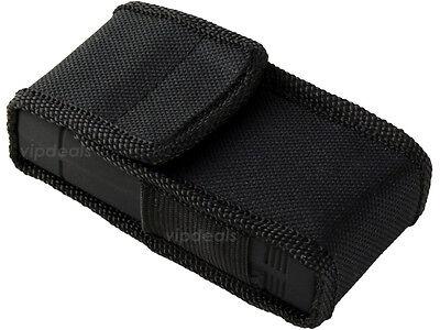 VIPERTEK BLACK VTS-880 50 BV Mini Rechargeable LED Police Stun Gun + Taser Case 6
