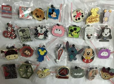 Disneyland Pins Collections Trading Lots of 30 Walt Disney Hidden Mickey limited 4