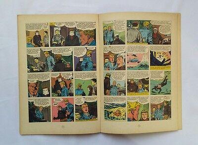 BD - Buck Danny Un prototype a disparu 21 / EO 1960 / HUBINON & CHARLIER 7