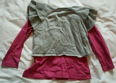 Girls 2 piece top marks and Spencer 3-4 years 2