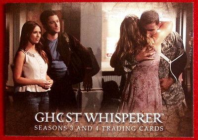 GHOST WHISPERER - Seasons 3 & 4 - Complete Base Set (72 cards) - Breygent 2010 8