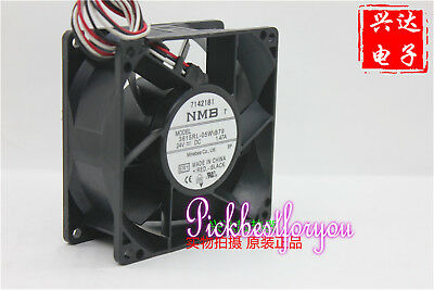 NMB 3615RL-05W-B79 DC24V 1.47A 92*92*38mm 3pin Waterproof cooling fan #MY45 QL 2