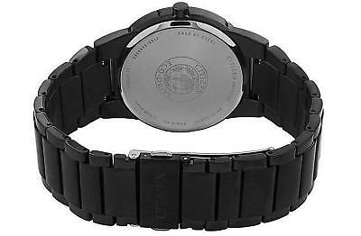 Citizen Eco-Drive Axiom Men's Black Out Ion Plated 40mm Watch AU1065-58E 3