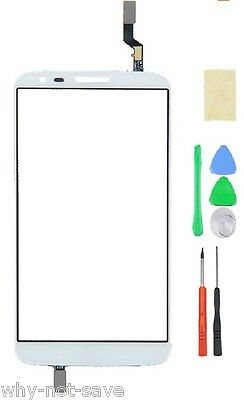 Touch Outer Screen Glass Digitizer replacement Part for LG Optimus G2 with tool 3