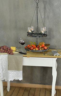 Kuchenplatte Etagere Dekoration Deko Vintage Retro Landhaus Shabby 3