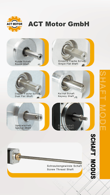 October Sale! 3PCS Nema17 17HS4417 Schrittmotor 1.7A 40mm 0.4Nm Φ5mm Bipolar 11