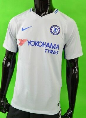 The Blues 2019-2018 NIKE Chelsea FC Away Shirt Football Jersey  SIZE S (adults) 11