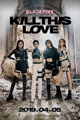 BLACKPINK [KILL THIS LOVE] 2nd Mini Album RANDOM CD+Photo Book+Card+etc 5