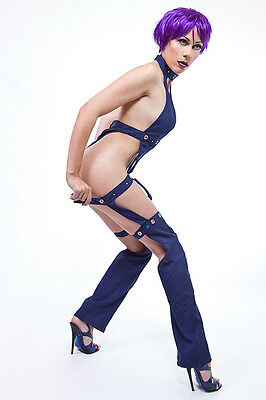 Sexy Set: Body + Chaps 2
