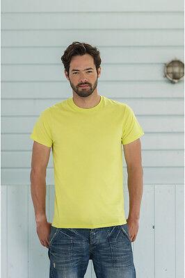 T-Shirt Maglietta Uomo Manica Corta Slim Russell R155-M Personalizzabile 3