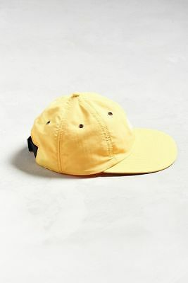 ... THE NORTH FACE THROWBACK TECH CAP 6-Panel HAT Nylon Wide Brim Yellow  supreme 5 378edac7e27