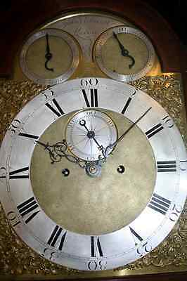 John Ellicott Striking Longcase Clock 3