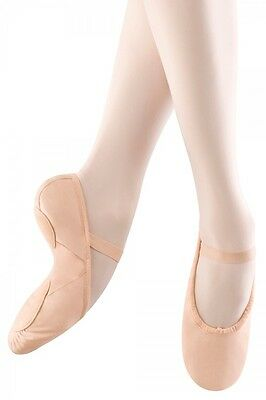 Demi-pointes - chaussons de danse , BLOCH prolite II, S0213 - Rose en 24 (7C) 2