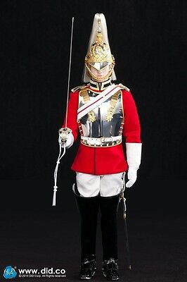 DRAGON DREAMS DID 1//6 MODERN BRITISH LIFE GUARDS LIFEGUARDS /& LOOSE ACTION HORSE