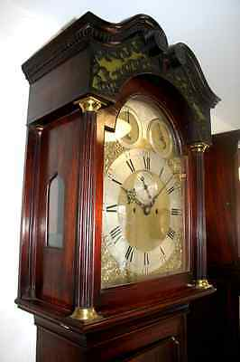 John Ellicott Striking Longcase Clock 5