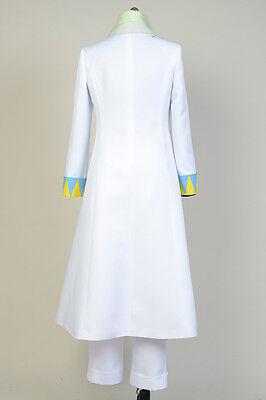 Details about  /Cosplay JoJo/'s Bizarre Adventure Kujo Jotaro Costume Suit Marine Uniform Outfit