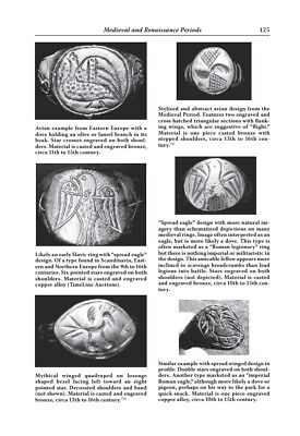 Byzantine /& Medieval Rings Illustrated Guide to Ancient Roman